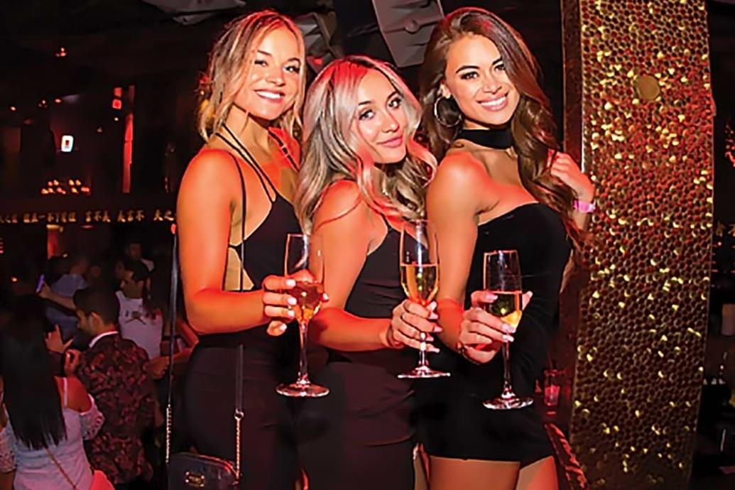 Lavo Las Vegas - Dinner and Nightlife Packages