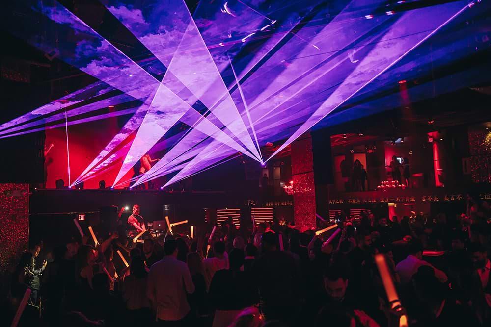 Tao Nightclub Las Vegas