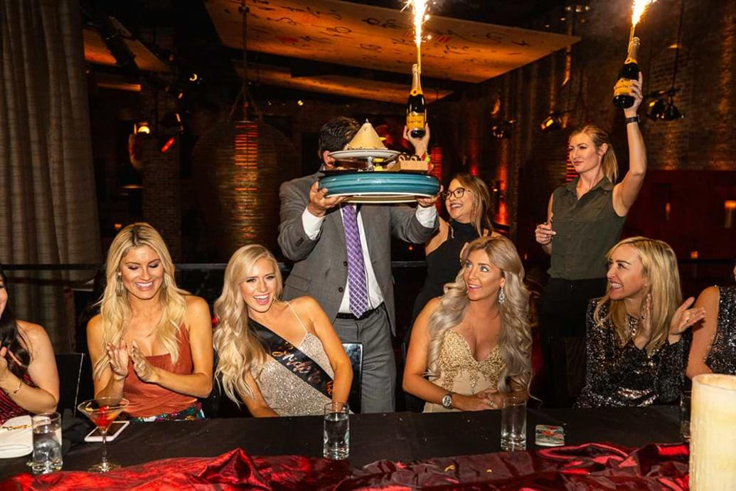 Tao Las Vegas - Bachelorette Packages