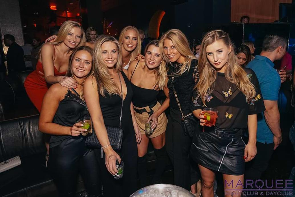 Marquee Las Vegas - Bachelorette Packages