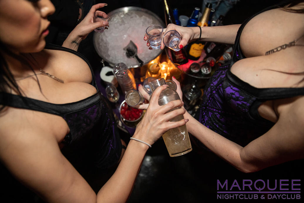 Marquee Las Vegas - V.I.WE Packages